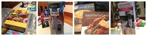 Christmas 2012:  Gifts
