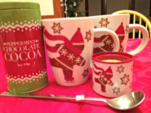 Hot Chocolate Set