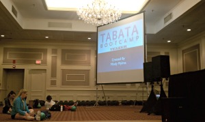 Tabata Bootcamp with Mindy Mylrea
