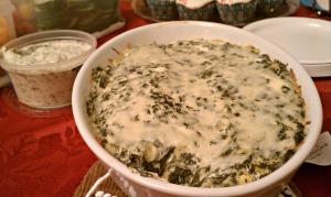 Tim's Spinach Artichoke Dip