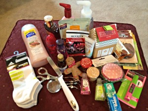 Christmas Day:  Stocking Stuffers
