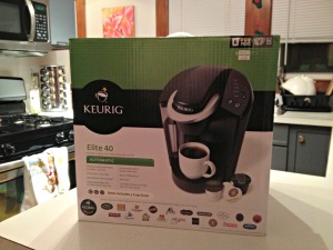 Christmas Day:  Keurig