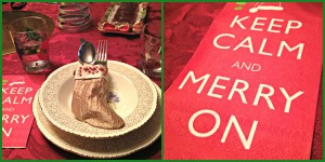 Keep Calm and Merry On