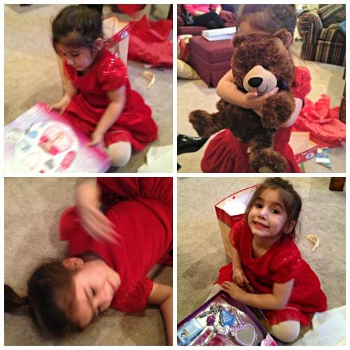 Christmas Day:  Layla
