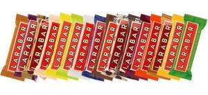 Larabar Flavors