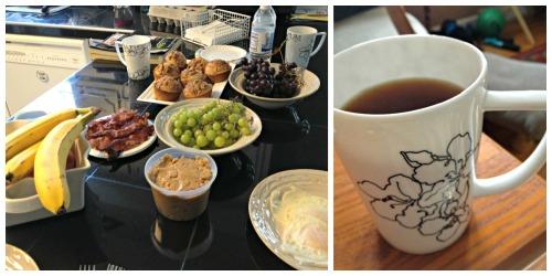 Breakfast at Jen's