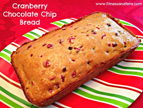 Cranberry Chocolate Chip Bread