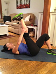 Hamstring Hip Stretch
