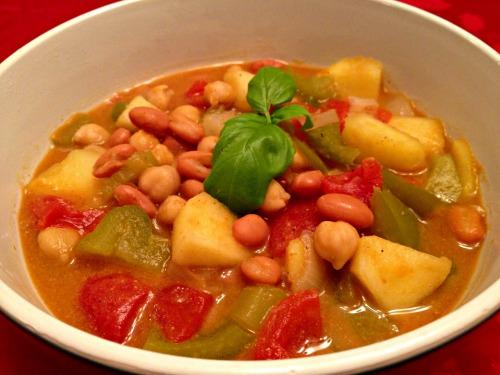 Pumpkin Spice & Apple Stew