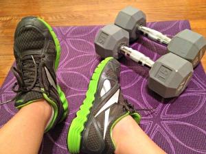 Sunday Night Workout
