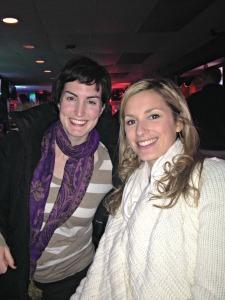 Ashley & Jen in Glens Falls Bars
