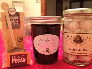 January 2013 Foodie Penpal