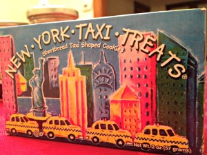 New York Taxi Treats