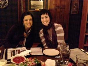 Me & Ashley at Davidson's