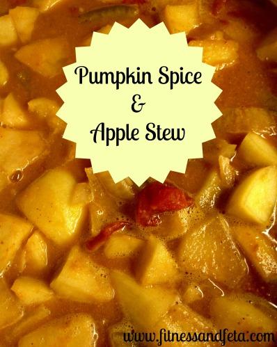 Pumpkin Spice and Apple Stew