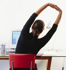 exercises at your desk