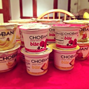 Chobani New Flavors