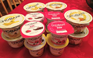Chobani New Flavors 2013
