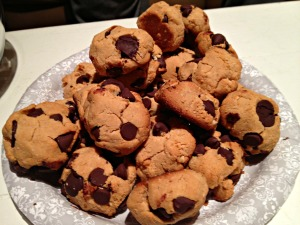 Perfected Paleo Chocolate Chip Cookies