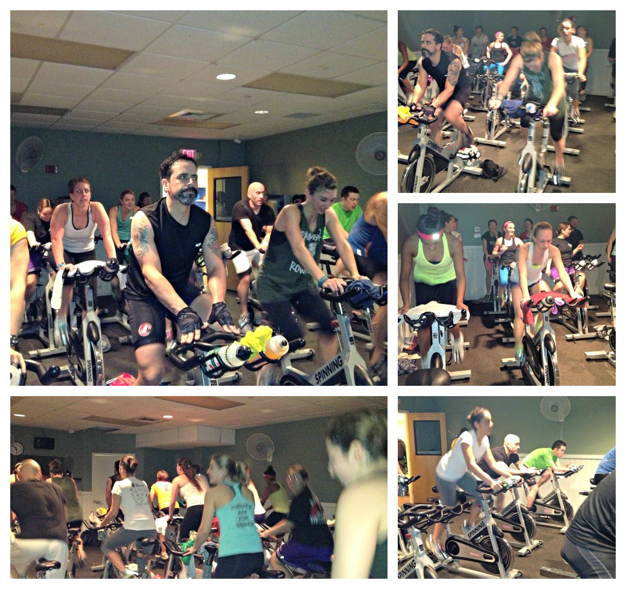 Oak Square Y Spin A Thon