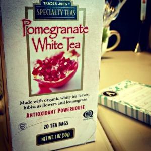Trader Joe's Pomegranate White Tea