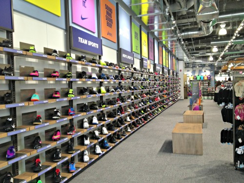 City Sports expanded sneaker line