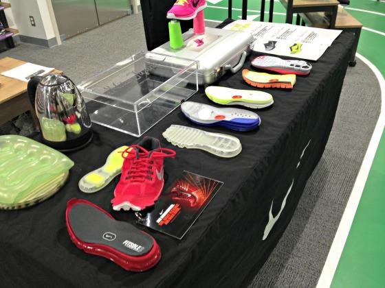 City Sports:  Nike Display