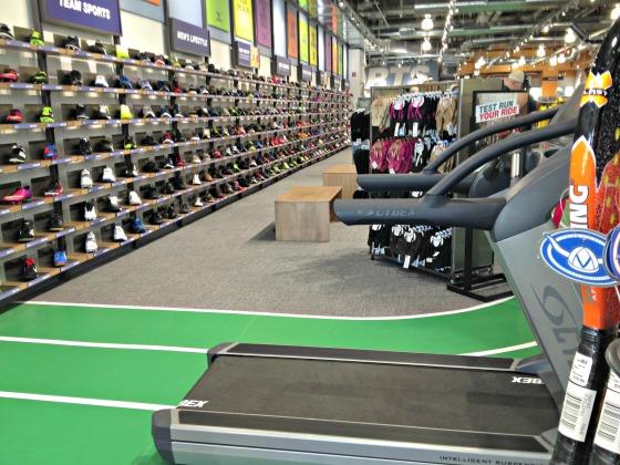 City Sports Track & Treadmill