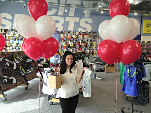 City Sports Chestnut Hill Grand Opening