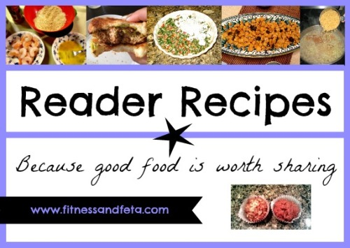 Reader Recipes