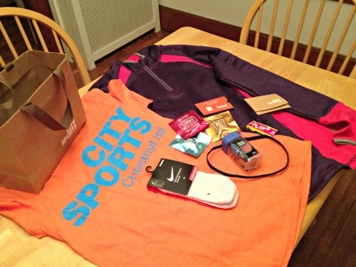 City Sports Gift Bag