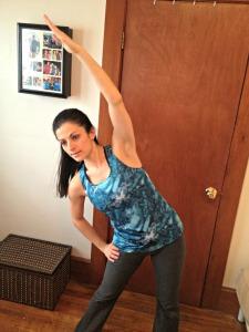 Standing Oblique Stretch