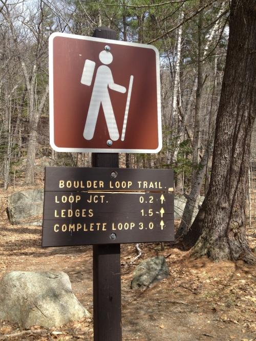 North Conway - Boulder Loop Trail