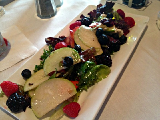Jerry Remy's Berry Salad