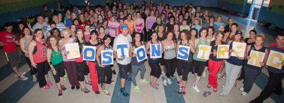 Boston Strong Zumba Fundraiser