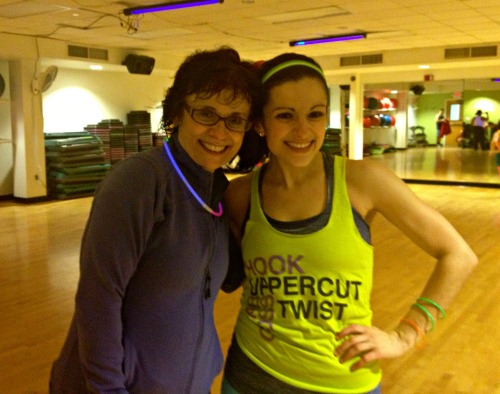 Mother's Day Guest Post: My Passion for Zumba! | Achieve