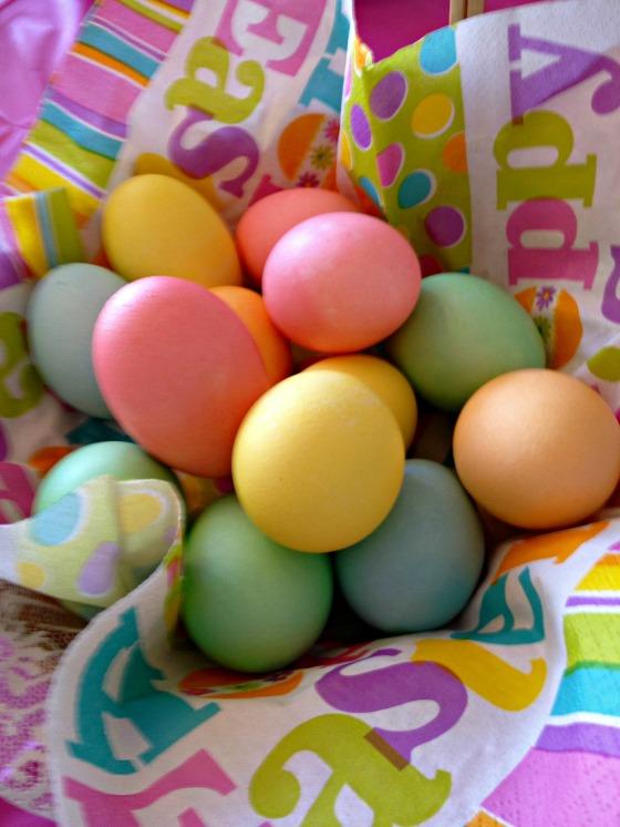 Greek Easter 2013:  Easter Eggs