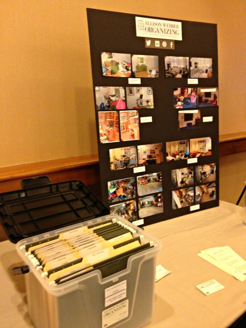 Allison Webber Organizing
