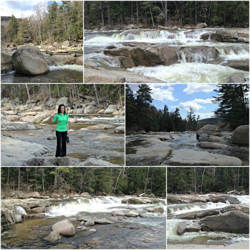 Kancamagus: Lower Falls