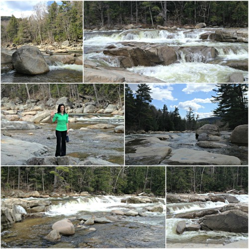 Kancamagus: Lower Falls