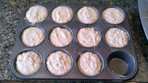 Banana Protein Muffins