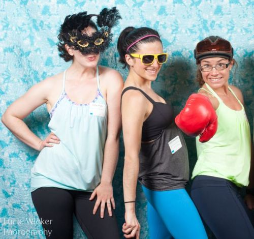 Fitness Photo Booth
