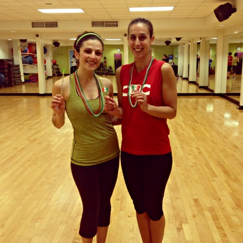 Cinco De Mayo Workout Class