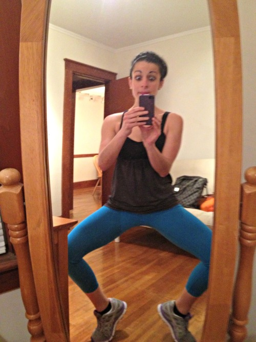 Inner Thigh Squat