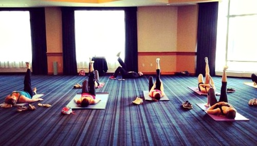 Pilates at Wellness by the Water