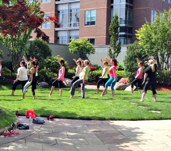 Tai Chi at Wellness by the Water