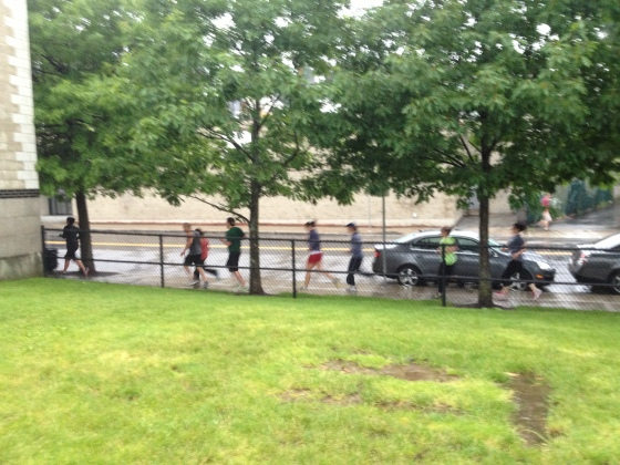Bootcamp in the Rain 3