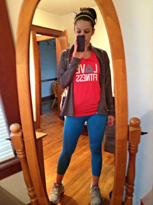 Reebok Love Fitness Shirt