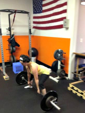 Ashley Deadlift
