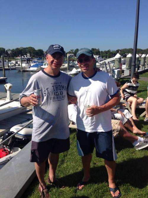 Summer Shanty - Dad & Uncle Chris